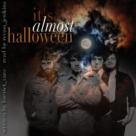 podfic] It's almost Halloween - harriet_vane, reena_jenkins ...