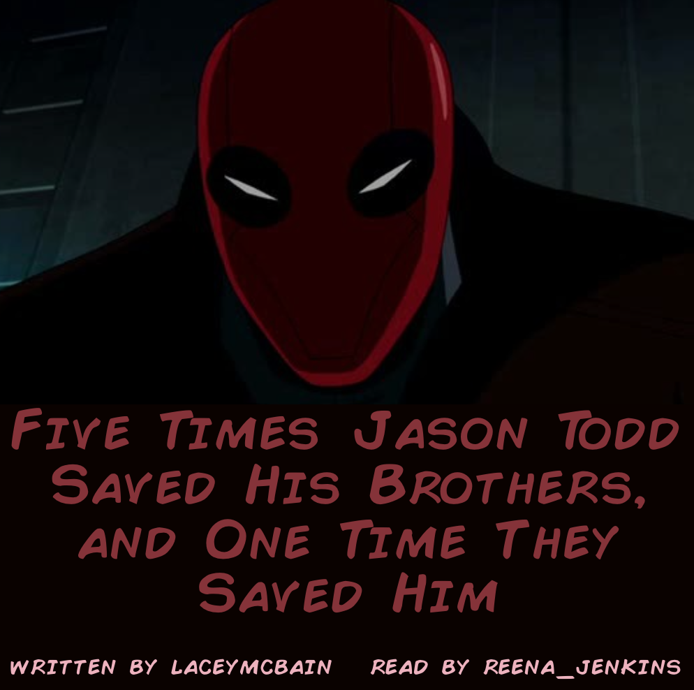 Five Times Jason Todd Saved His Brothers, and One Time They Saved